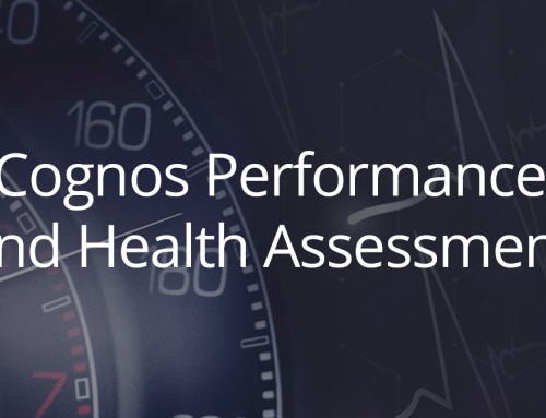Get more value from your Cognos